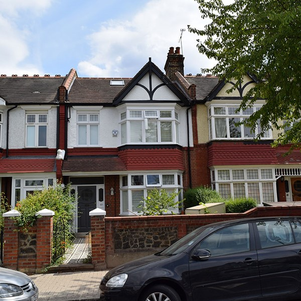Party wall survey SW18 5TU